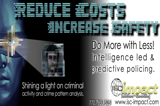 LEiA Intelligence Led and Predictive Policing
